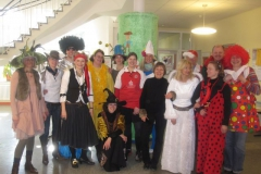 Karneval Albert Schweitzer GS  2011 176