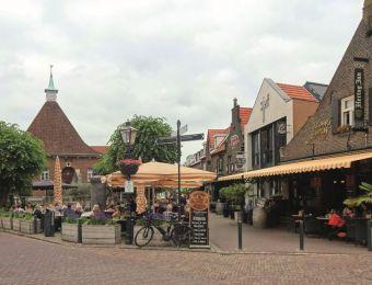 Stadtmitte von Archen (NL)