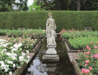 Rosengarten Park Arcen (NL)