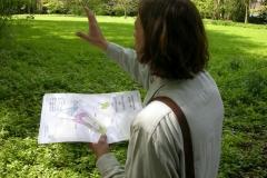 Führung tertiäres Arboretum 24.04.2005 59