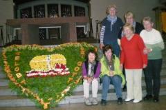 Helferteam Blumenteppich Frohnleichnahm