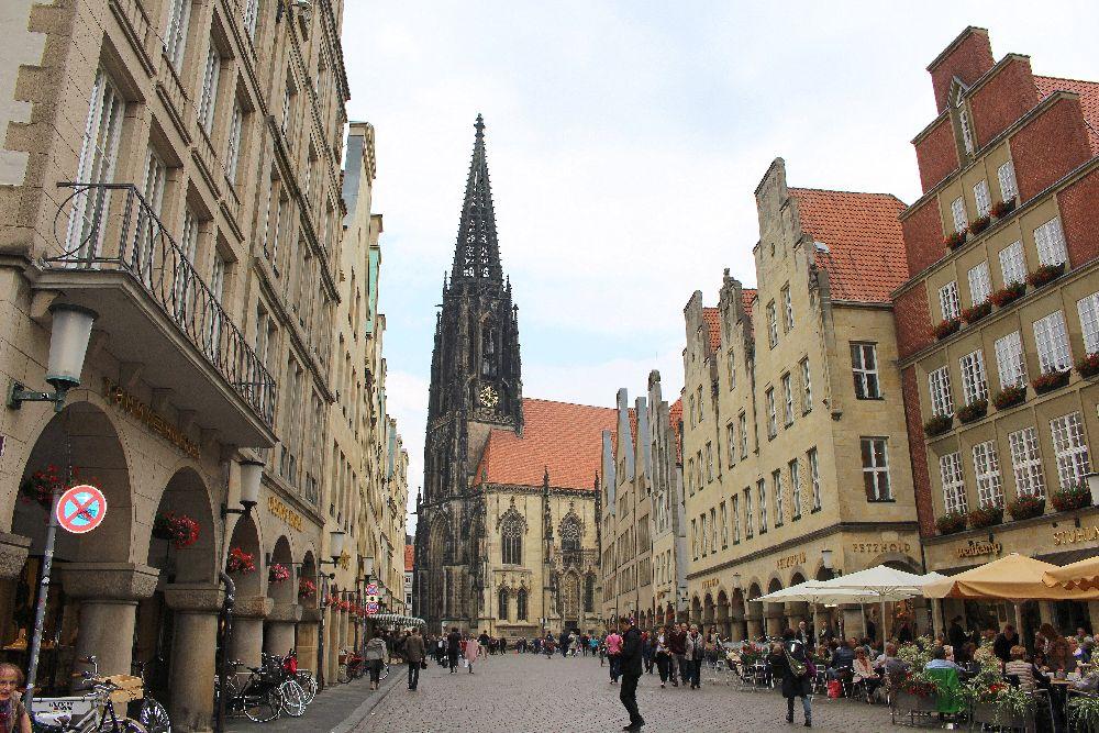 Jahresausflug 2016 – Münster