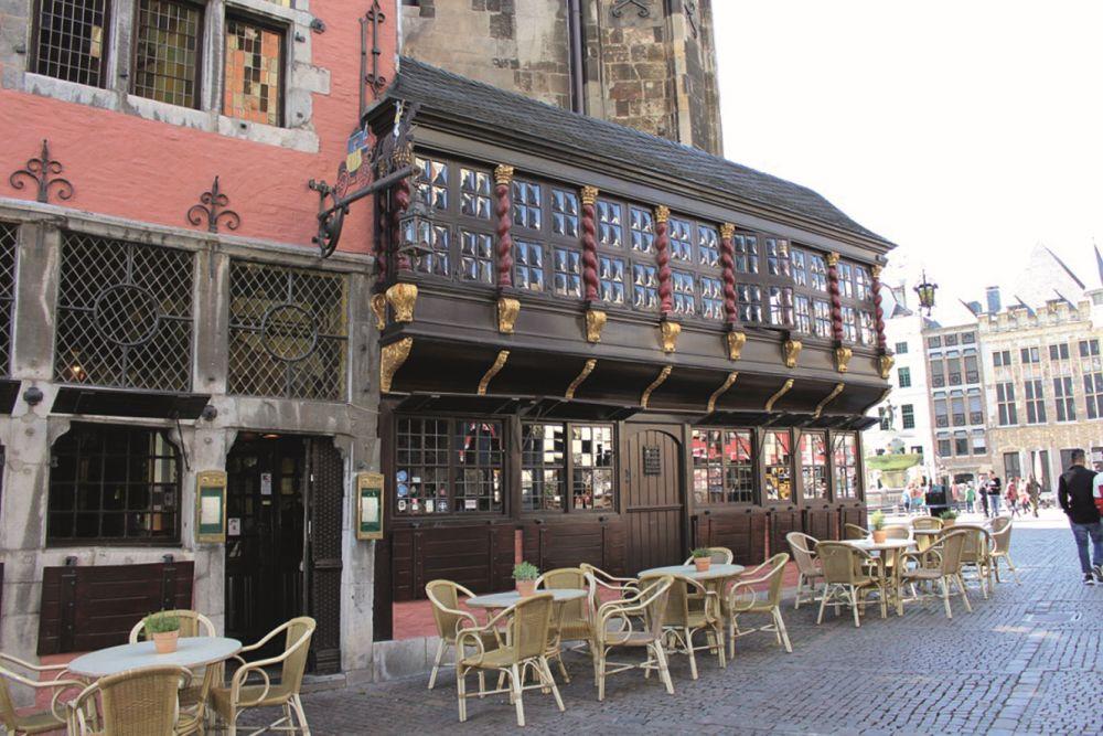 """Restaurant """"Postwagen"""" in Aachen"""